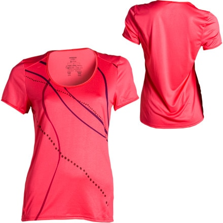photo: Patagonia Women's Capilene 1 Silkweight Graphic T-Shirt