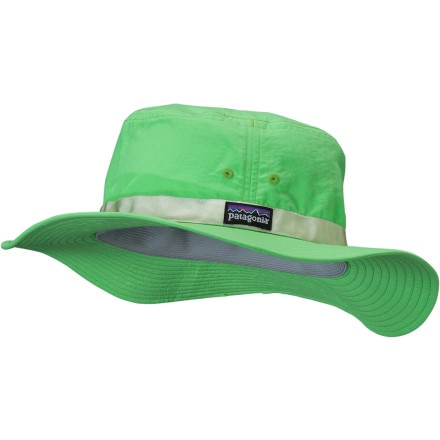 photo: Patagonia Kids' Bucket Hat