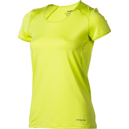 Patagonia Capilene 1 Silkweight Stretch T-Shirt - Short-Sleeve - Women's