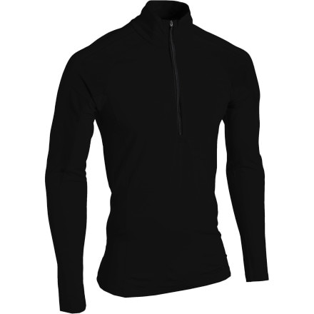 photo: Patagonia Merino 2 Lightweight Zip-Neck