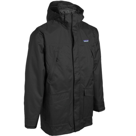 photo: Patagonia Great Horn 3-In-1 Parka component (3-in-1) jacket