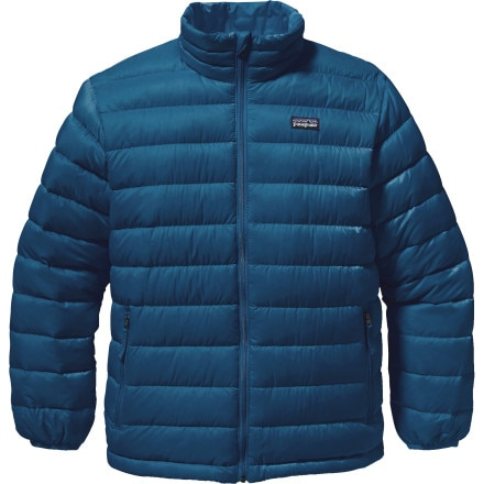 photo: Patagonia Boys' Down Sweater