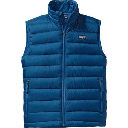 photo: Patagonia Kids' Down Sweater Vest