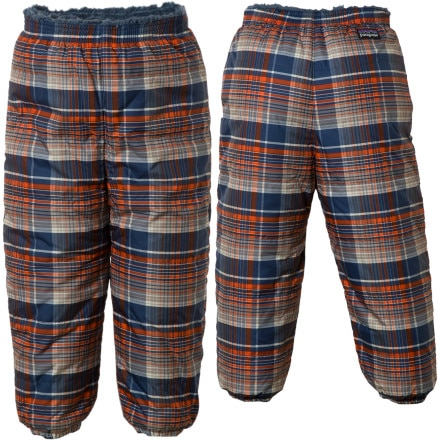Patagonia Baby Reversible Tribbles Pant Infant - Boy's