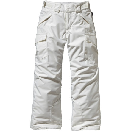photo: Patagonia Girls' Go-Snow Pants