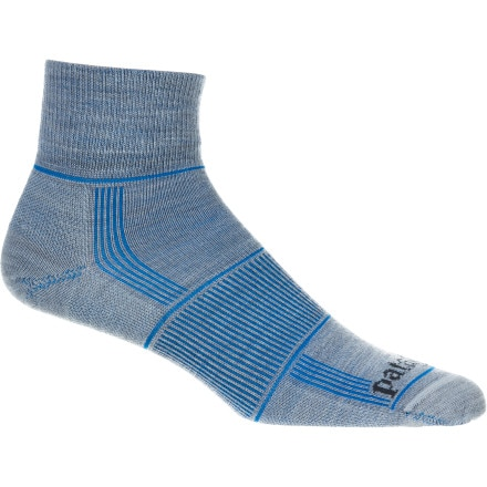 Patagonia Ultra Lightweight Merino Run Quarter Sock