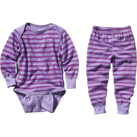 photo: Patagonia Kids' Capilene 3 Midweight Crew