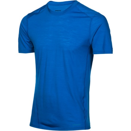 photo: Patagonia Men's Merino 1 Silkweight T-Shirt