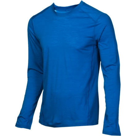 photo: Patagonia Merino 1 Silkweight Crew