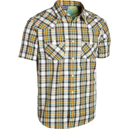 Patagonia Three Trees Shirt - Short-Sleeve - Men's