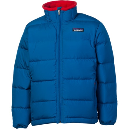 photo: Patagonia Boys' Down Jacket