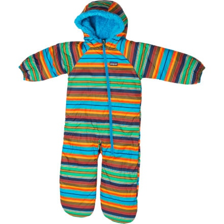 Patagonia Tribbles Reversible Bunting - Infant Boys'