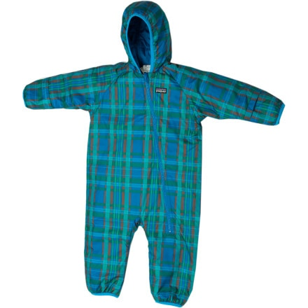 photo: Patagonia Baby Reversible Puff-Ball Bunting