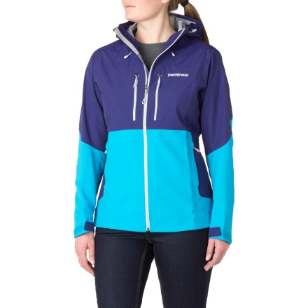 Patagonia Mixed Guide Softshell Hooded Jacket - Women's