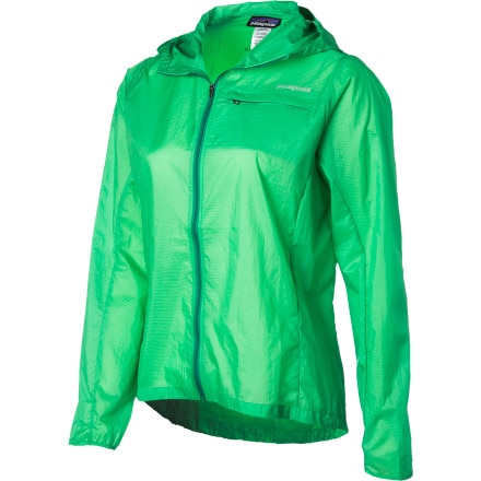 photo: Patagonia Women's Houdini Full-Zip