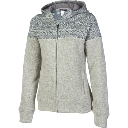 Patagonia Better Sweater Icelandic Hooded Fleece Jacket - Women's
