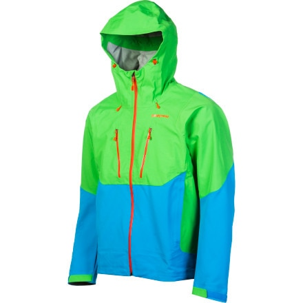 photo: Patagonia Mixed Guide Hoody