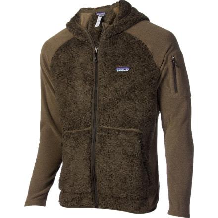 photo: Patagonia Men's Los Lobos Jacket fleece jacket