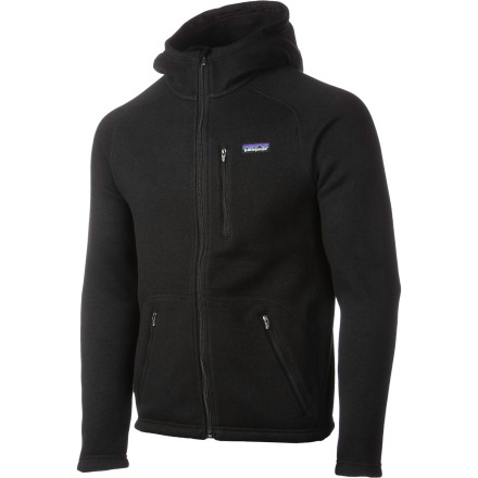 photo: Patagonia Better Sweater Hoody
