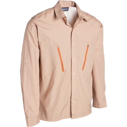 Patagonia Cool Shade Shirt - Long Sleeve - Men's