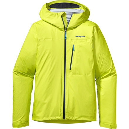 patagonia single men A single pull adjustment works the helmet-compatible hood with laminated visor, and a drawcord hem blocks out water and snow available in your choice of color and size, the slim fit patagonia men's m10 jacket allows light.