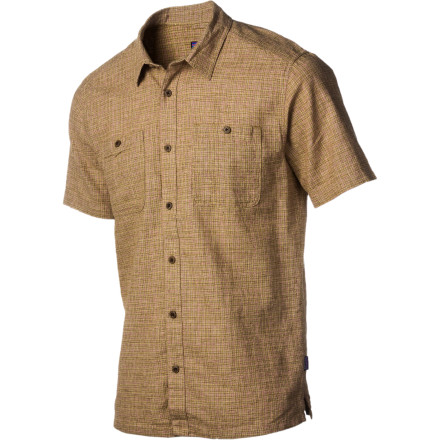 Patagonia Migration Hemp Shirt - Short-Sleeve - Men's