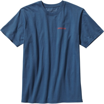 Patagonia Line Logo T-Shirt - Short-Sleeve - Men's
