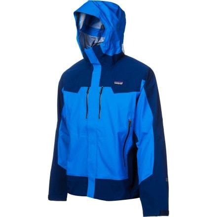 photo: Patagonia Shelter Stone Jacket waterproof jacket