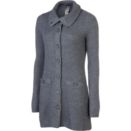 Patagonia Merino Sweater Coat - Women's