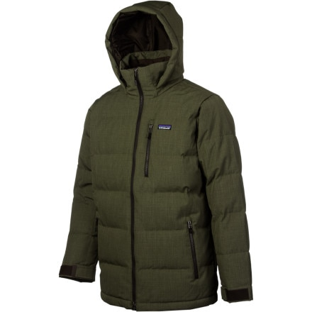photo: Patagonia Doubledown Parka