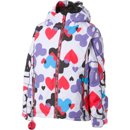photo: Paul Frank Magic Jacket snowsport jacket