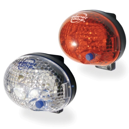 Planet Bike Blinky Safety LED Light Set