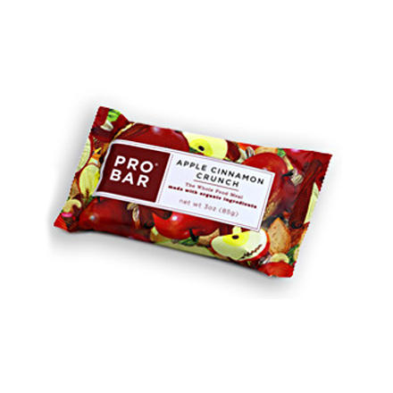 ProBar Apple Cinnamon Crunch Bar
