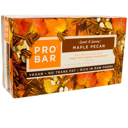 photo: ProBar Maple Pecan Sweet and Savory Bar bar