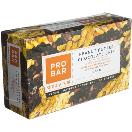 photo: ProBar Peanut Butter Chocolate Chip Bar bar