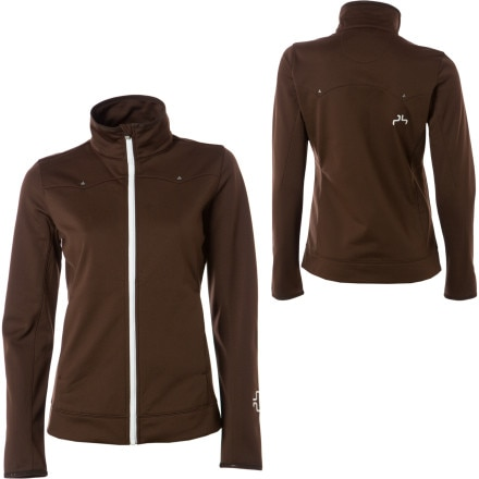 photo: Powderhorn Palomino Jacket fleece jacket
