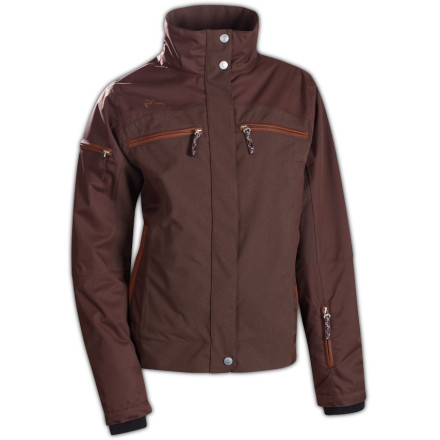 photo: Powderhorn Bonnie Jacket synthetic insulated jacket