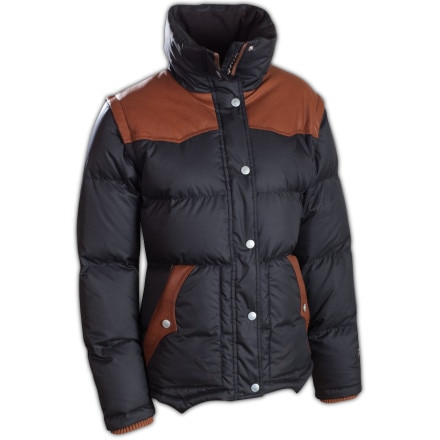 photo: Powderhorn Pearl Jacket down insulated jacket