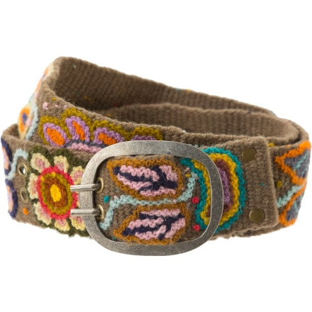 Pistil Blossom Belt - Women's