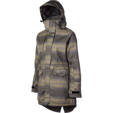 Planet Earth Villeray Insulated Jacket - Women's