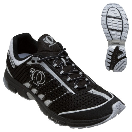 photo: Pearl Izumi Peak XC trail running shoe