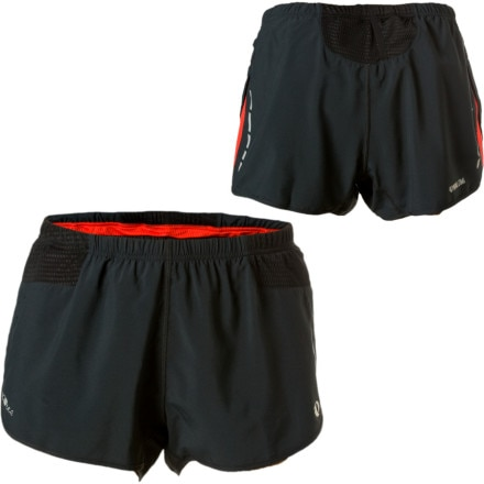 photo: Pearl Izumi Men's Fly Split Short active short