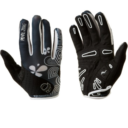 Pearl Izumi Select Gel Full-Finger Women's Gloves