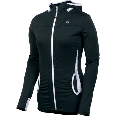 Pearl Izumi Aurora Lightweight Hooded Shirt - Long-Sleeve - Women's