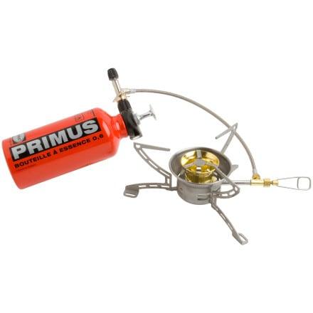 Primus OmniFuel Stove w/ ErgoPump & Fuel Bottle