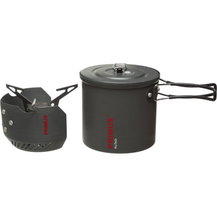 Primus Express Stove Kit with 1L AluTech Pot