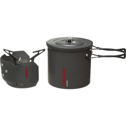 Primus Express Stove Kit with 1L AluTech Pot