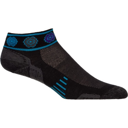 Point6 Katie Ultra Light Mini Crew Sock - Women's