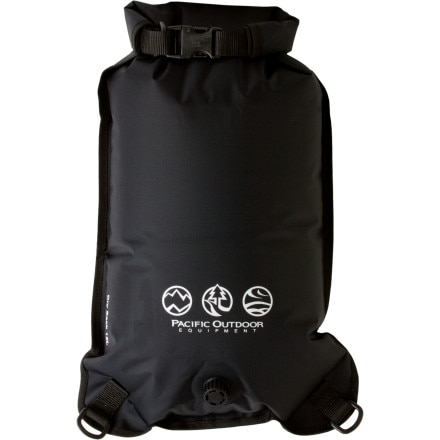photo: Pacific Outdoor Equipment Dry Sack with Valve