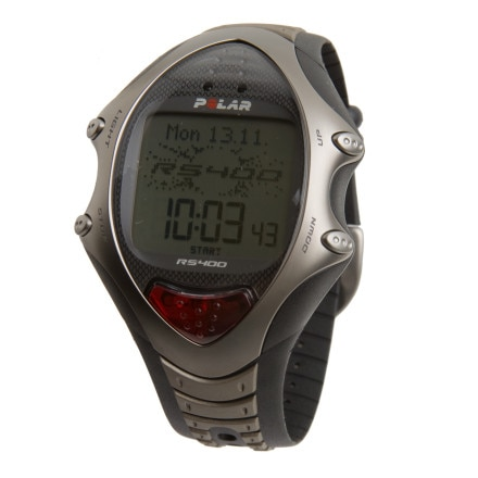 Buy Polar RS400 Heart Rate Monitor